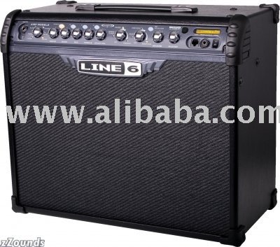 Line6 Spider III 75 Guitar Combo Amplifier (75 Watts, 1x12 in.) 12 in. Custom Celestion Speaker. 75 watts.