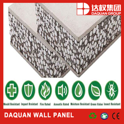 lightweight heat insulation eps cement sandwich panel partition walls outdoor