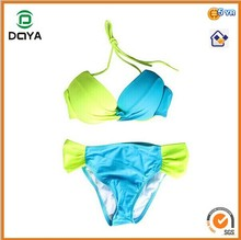 2014 Women Sexi Hot Girls Bikini Two Colors Swimwear
