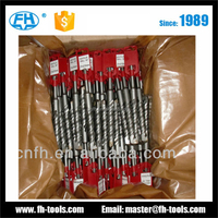 single tips SDS Plus Drill Bit for concrete
