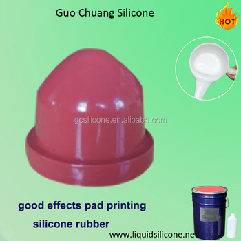 cheap price liquid silicone pad printing