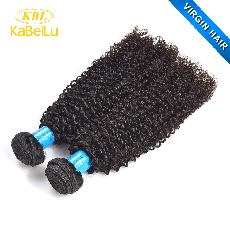 KBL hot sale virgin afro mongolian kinky curly hair weft, afro kinky hair extensions,100% human ombre hair braiding hair