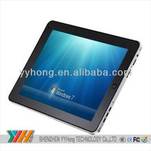 9.7 inch 1024*768 Amlogic dual core tablet pc