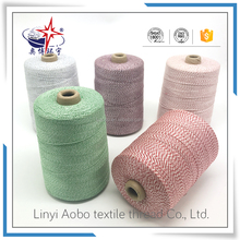 used for PP woven bag bulk bag hand knitting thread