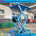 electric hydraulic double scissor lift electric large capacity scissor lift