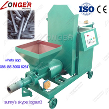 Best Quality Olive Husk Charcoal Making Rice Husk Briquette Machine