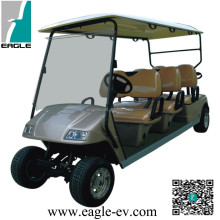 6 seater electric golf car club car , EG2068K