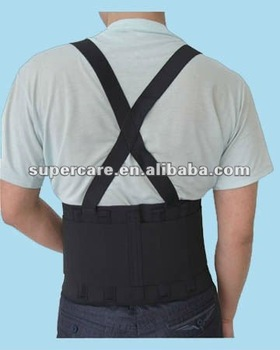 Industrial Back Support,Nylon.Polyester,Latex