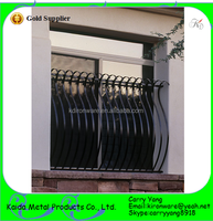 Manufacturer Wrought Iron Sample Design Window Grills