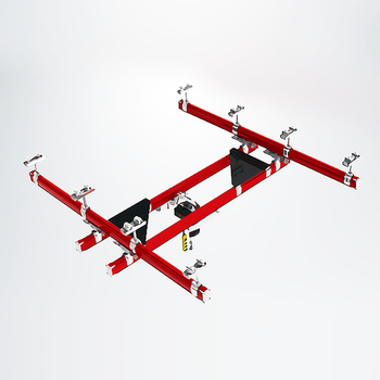 3 T Kbk Flexible Beam Crane System