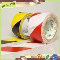 Thermal Endurance Strong Natural Rubber Adhesive Warning Tape for Road