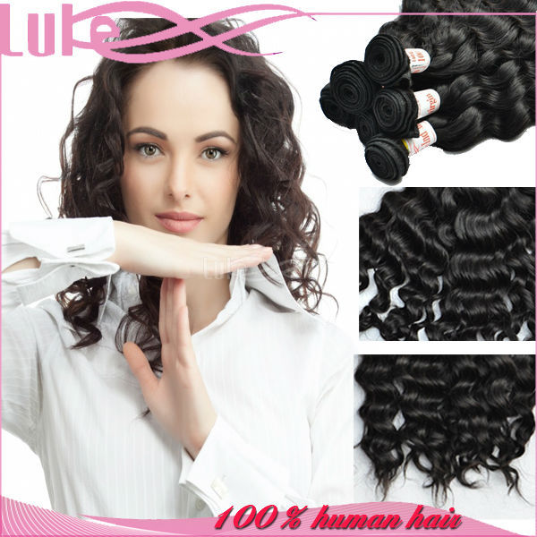 2014-2015 New Style High Quality Unprocessed Burmese Loose Wave Hair Weave