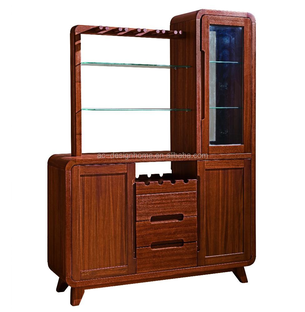 Living Room Furniture Partition Cabinet Wood Corner C025 FH 912