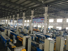 EPDM rubber extrusion and vulcanization machinery line