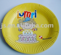 party disposable plates/unique party plates/birthday party paper plates