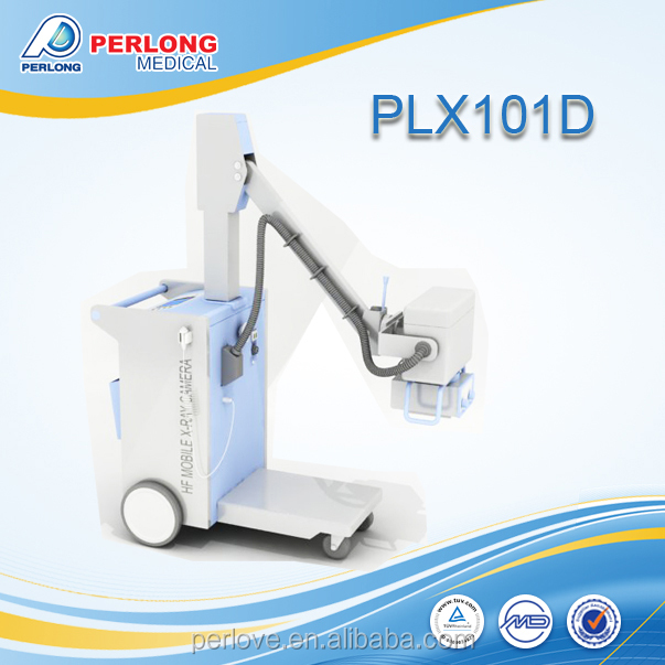 medical diagnostic high frequency portable chest x ray machine (PLX101D)