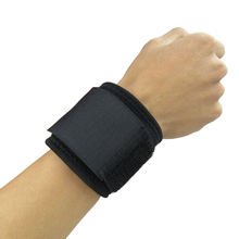 Pressure adjustable wristband basketball weightlifting wrist brace ,wrister.