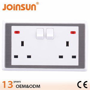 7/14 uk socket with switch sms controlled power socket