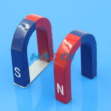 Alnico education south north pole horseshoe magnet
