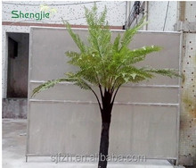 Wholesale manufacturer make garden decorative large artificial decorative tree