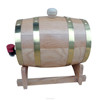 factory supplier cheap oak wooden wine/beer/whisky barrels for sale