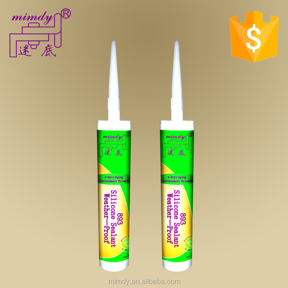 High Quality Silicone Sealant Neutral Cure/Weathering Resistant Gp Sanitary 300ml Silicone Sealant