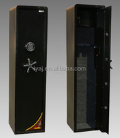 Wholesale Gun Cabinet Security Safe Rifle Short Gun Safes Key Coded Lock Storage For Sale