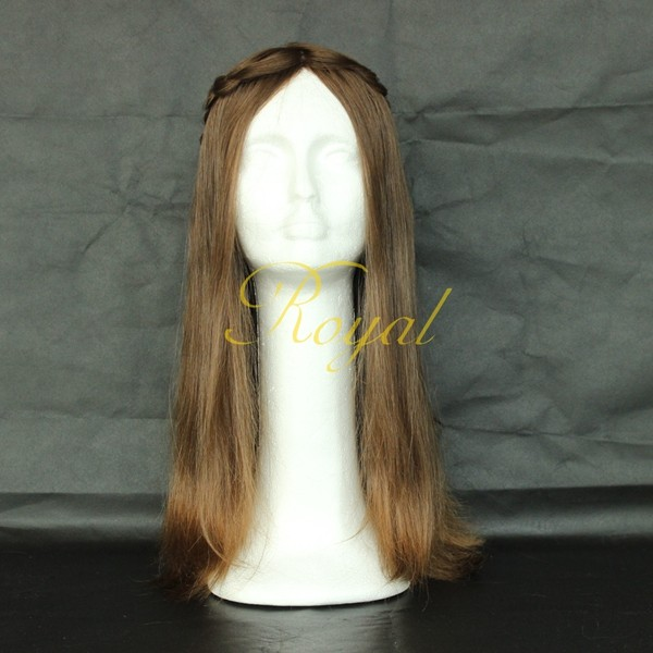Best Quality Brazilian Human Hair Good price Silk Top Jewish Wig 25inch