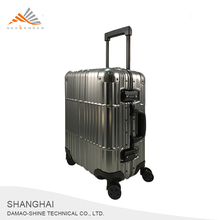 Customized Carry-On Type Travel Trolley Luggage Case