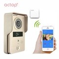 Wifi Intercom System,Wifi Doorbell Camera For Apartments Motion Detector