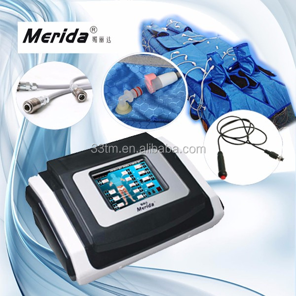 Industry Top Technology Pressotherapy & Infrared Lymphatic Drainage Machine MD-217A