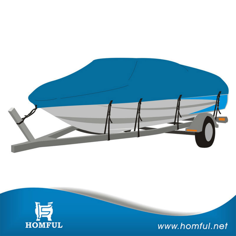 Marine supplies waterproof and dustproof plastic boat cover