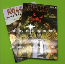 publishing printing house, full color printing magazines with good quality