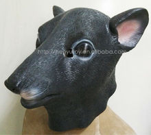 Mens Ladies Adult New Mouse Rat Full Fancy Dress Costume Latex Rubber Mask