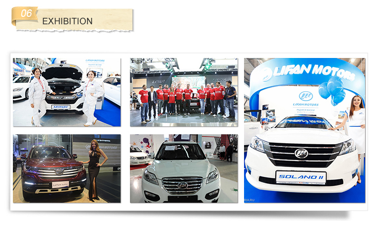Professional Design Cheap Commercial Vehicle Factory