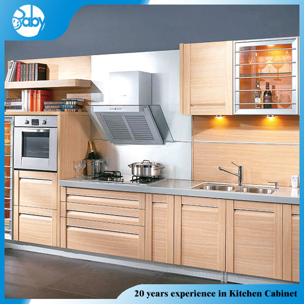 Project experience manufacturer replace 1 kitchen cabinet