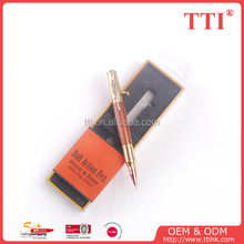 Wholesale Bolt action pen .50 Caliber gun bullet pen
