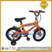 Hot Sale,Bright Color Tire Beautiful and Cute Lightweight Pro BMX Bikes