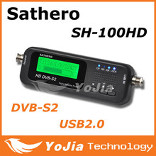 riginal Sathero SH-100HD Satellite Finder Digital Singal Receiver