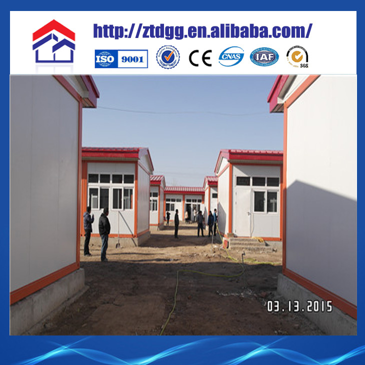 Luxury light steel prefabricated container school building
