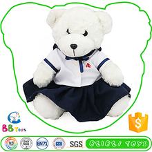 Novel Product Excellent Quality Cheap Price Stuffed Animals Plush Nurse Bear Toy