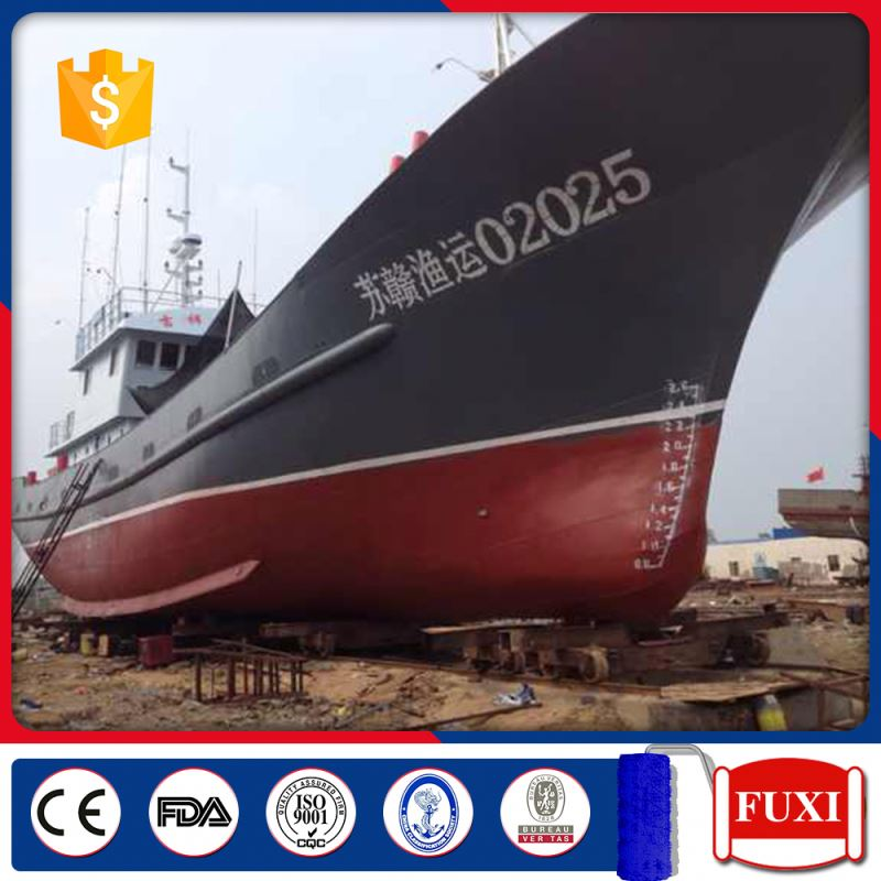 Self-Polishing Marine Antifouling Salt Water Resistant Epoxy Paint Marine Anticorrosive Primer