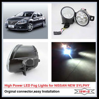 High Power LED Fog Lamp For Nissan SYLPHY