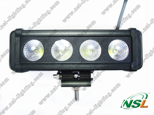 CREE 40W spot/flood/combo off road truck agriculture vehicles 4X4 SUV LED light bar