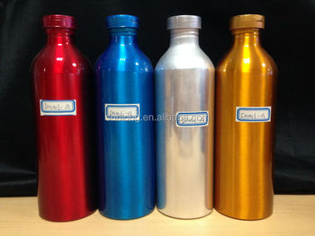 Pesticide Aluminum Bottle 500ML A