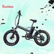 Husky, dynamo ez 1000w fat tire aluminum alloy electric folding bike