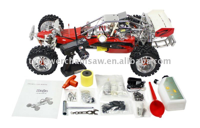 New style upgraded 1/5 RC gas HPI car 305S