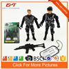 Toys play set army soldier action figure toys for child