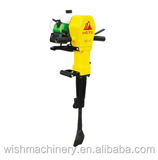 1500w mini road construction equipment tamper