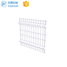 Hot sell 2x2 welded wire iron mesh fence gate panels fasteners